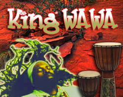 King Wawa and the Oneness Kingdom Band are performing live at Ashkenaz on Friday, February 24
