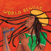 NEW Putumayo World Reggae CD