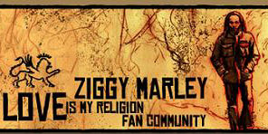 Ziggy Marley Love Is My Religion Tour Pre-Sale Announcement