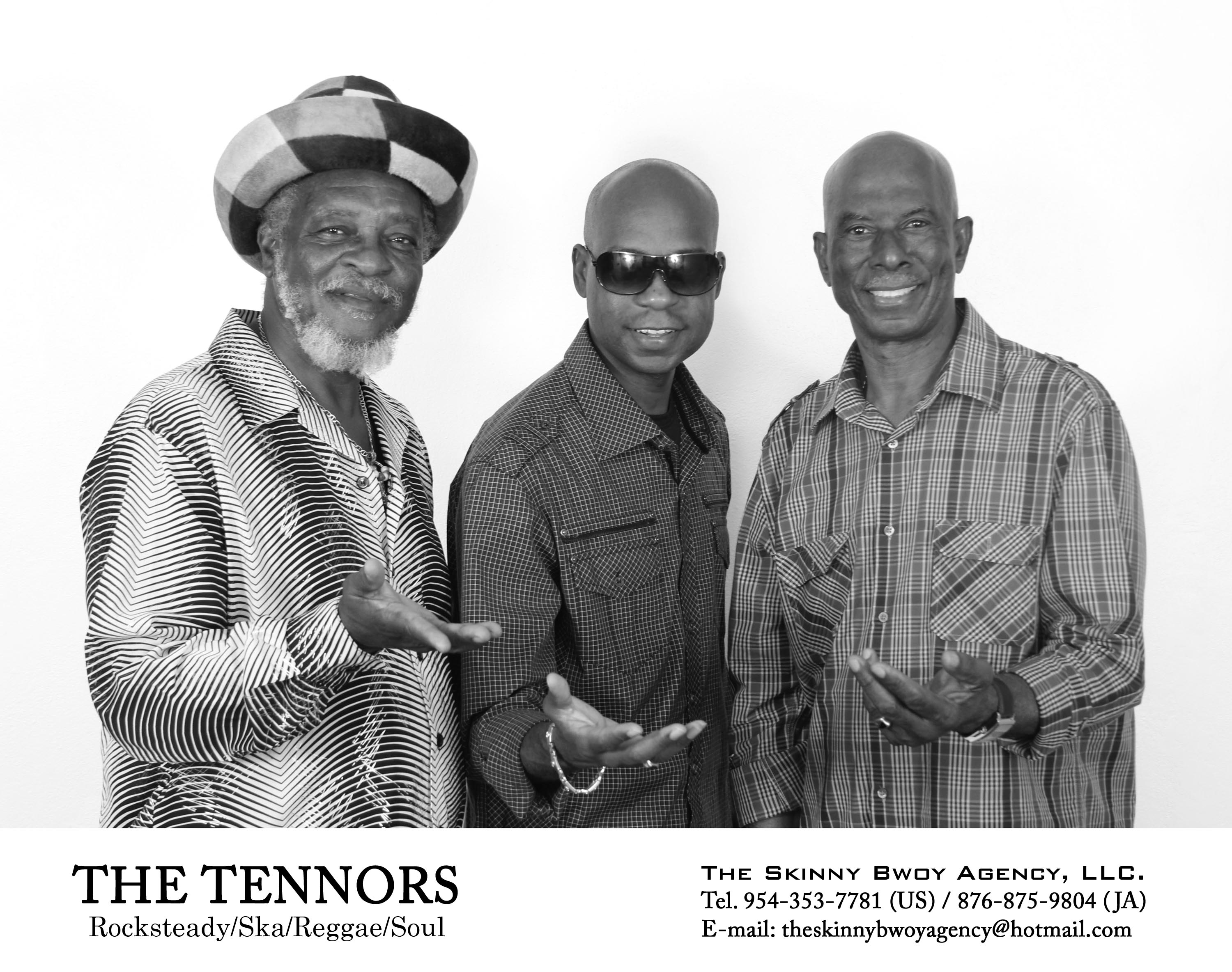 The Tennors Promo Shot 2012 (Scrn Res)