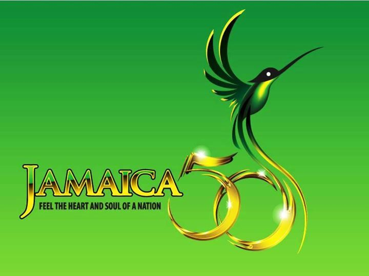 Jamaica Celebrates 50th anniversary - independence from Britain