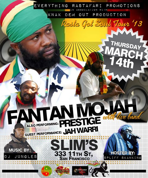 mix fantan march 14