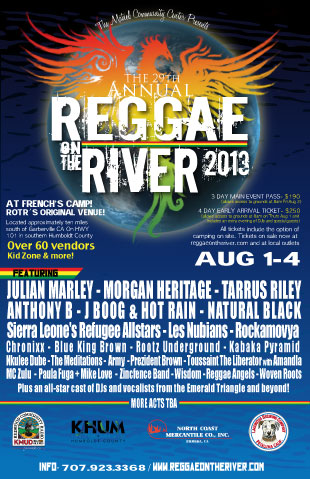 reggae on the river 2013 big